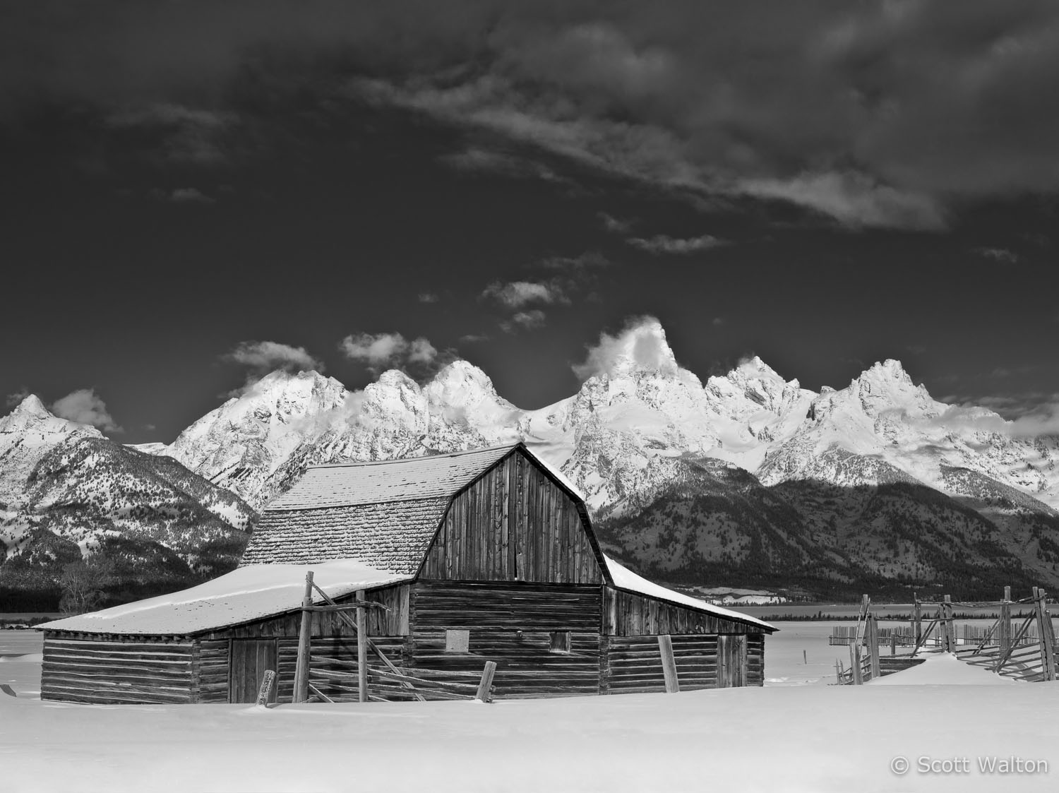 tetons - scott walton photographs